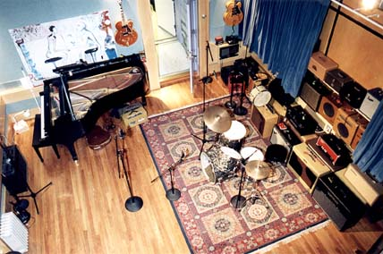 Admirable Rear Window Recording Studio Largest Home Design Picture Inspirations Pitcheantrous
